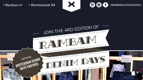 Fatboy L Eindhoven by Rambam Store Eindhoven Presents Denim Days Edition 4