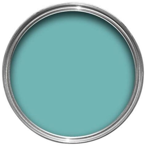 b q funky colours matt emulsion paint malibu tester pot malibu house gold