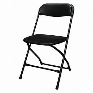 Chaise Pliante Noire : location de chaise pliante noire pour mariage et v nement sp cial ~ Teatrodelosmanantiales.com Idées de Décoration