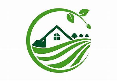 Landscape Landscaping Graphic Logos Creative Vectorified Fabrica