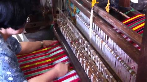 traditional philippines weaving youtube