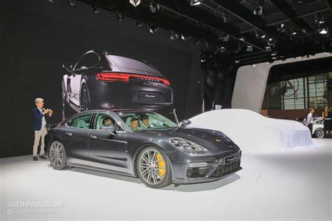 Update 2017 Porsche Panamera Looks Like A Four Door 911
