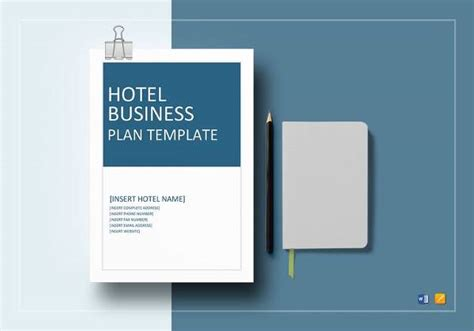 simple business plan templates   ms word