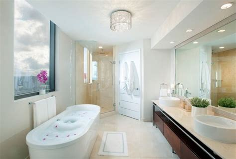 Spa Lighting For Bathroom by Understated Radiance Dazzling Recessed Lighting For Warm