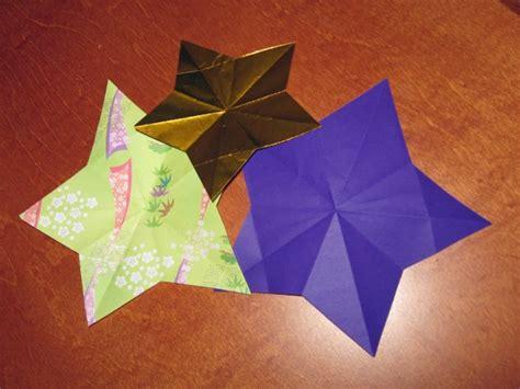Origami Paper Folding Into Pots