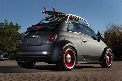 2012 Fiat 500 Beach Cruiser Conceptcarzcom