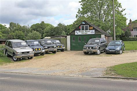 Burley Street Garage © Peter Facey Ccbysa20