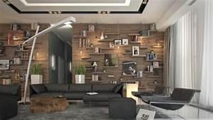 Designer Regale Wohnzimmer : kreative interieur ideen extravagante ausstellung von ~ Sanjose-hotels-ca.com Haus und Dekorationen