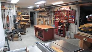 Ideas to Inspire Your New Basement Workshop September 2017