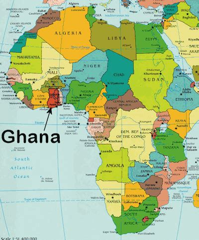 Map Showing Lesotho And Ghana  Yahoo Search Results Yahoo