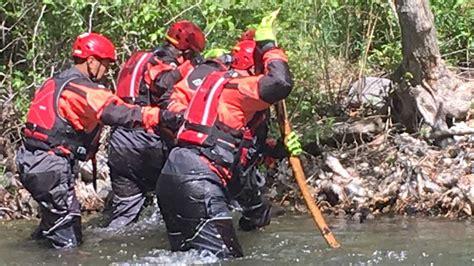 swift water rescue teams train  provo river