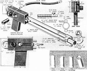 Image Gallery homemade zip gun plans