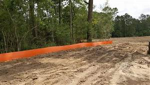 Gallery | Houston Silt Fence Installation, Safety Fences ...