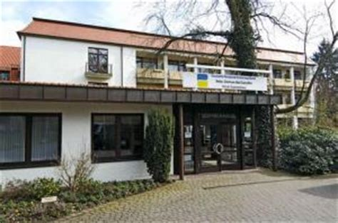 reha zentrum bad salzuflen klinik sophienhaus nordrhein