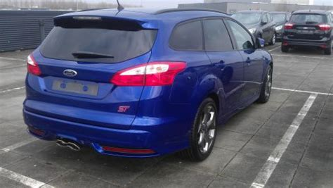 ford focus st 2 0 ecoboost ford focus wagon 2 0 ecoboost st 3 2013 gebruikerservaring autoreviews autoweek nl