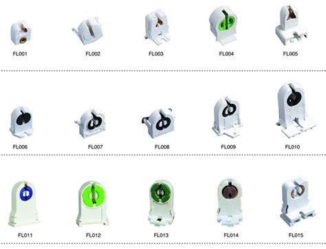 white led lights green wire t8 fluorescent l holder l socket
