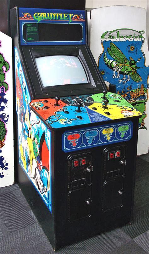Gauntlet Legends Arcade Cabinet by Gauntlet Legacy Arcade Rental
