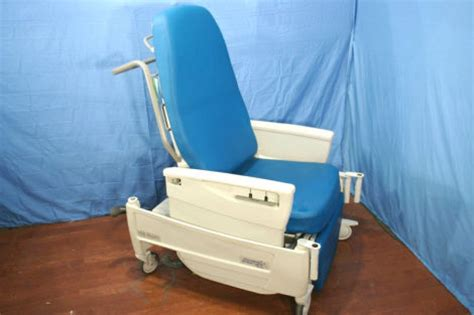 used hill rom procedural recliner chair for sale