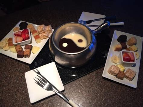 cheese fondue picture of the melting pot raleigh tripadvisor