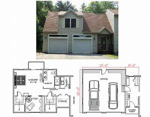 Garage with master bedroom plans by house calls inc for Over the garage addition floor plans