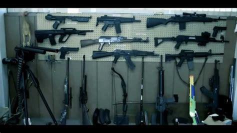 huge wall  guns youtube