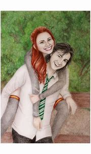 Always by Iryna D. [©2015]   Snape and lily, Lily potter ...