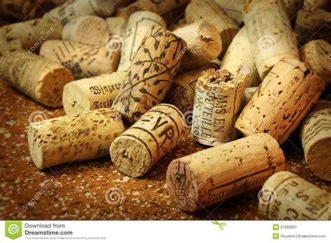 Vintage wine corks stock image. Image of italy, cabernet