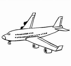 Airplane Coloring-pages-2 | Coloring Pages To Print