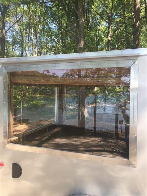 cargo trailer tiny house conversion  sale