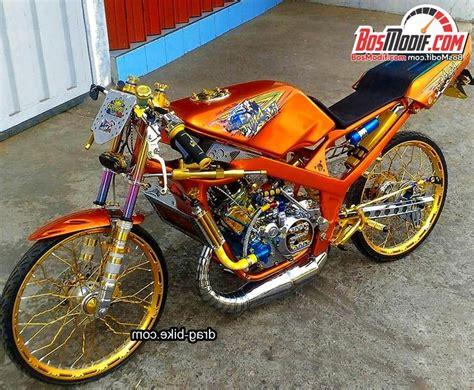 Foto Motor R Warna Pink by 9 Best Gambar Modifikasi Motor Kawasaki 150 R Versi