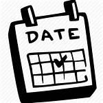 Icon Date Calendar Callendar Vectorified