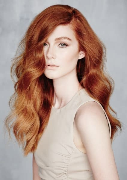 Red Hair 93 Free Hair Color Pictures