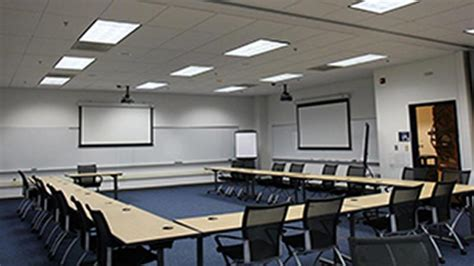 U Shape Classroom   Penn State Great Valley