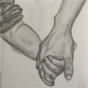 25+ best ideas about Holding Hands Drawing on Pinterest ...