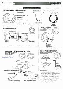 Wiring Diagrams For Aftermarket Gauges   Diy