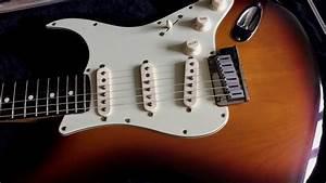 My New Guitar 1988 Fender American Standard Stratocaster