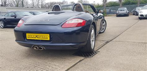 how to sell used cars 2006 porsche boxster lane departure warning used 2006 porsche boxster 987 05 12 24v s for sale in hshire pistonheads