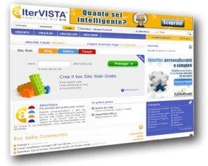 Il Tuo Sito Gratis by Crea Il Tuo Sito Web Gratis Con Altervista Tutorial
