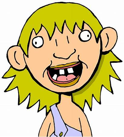 Crazy Clipart Clip Redneck Hillbilly Woman Person