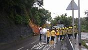 暴雨期間發生4車相撞 大埔吐露港公路嚴重塞車 - 香港經濟日報 - TOPick - 新聞 - 突發 - D160810