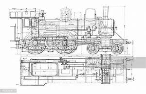 U0026 39 Example Of Mechanical Drawing U0026 39   1901  Diagram Of A Steam