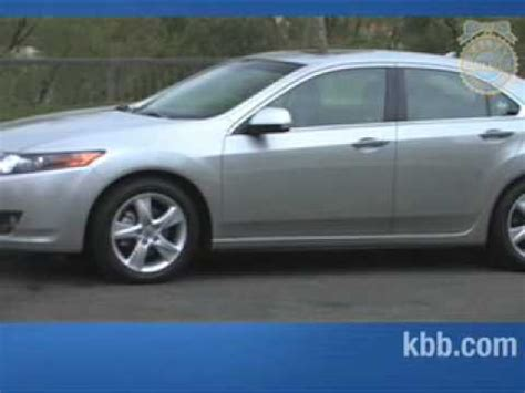 2009 Acura Tsx Reviews by 2009 Acura Tsx Review Kelley Blue Book