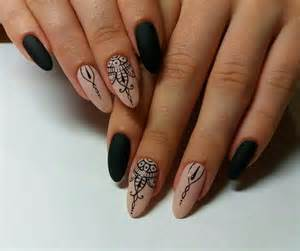 Best ideas about henna nails on nail