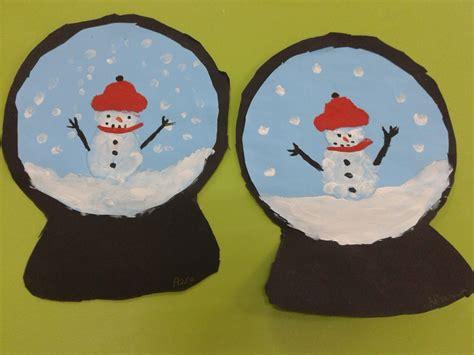 snow globe craft idea for crafts and worksheets for 497 | b417fe5ce3e6a5ce16c38e339b1e593f