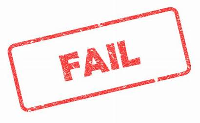 Fail Stamp Transparent Freepngimg