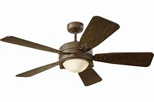 Creating the house mood best rustic ceiling fans