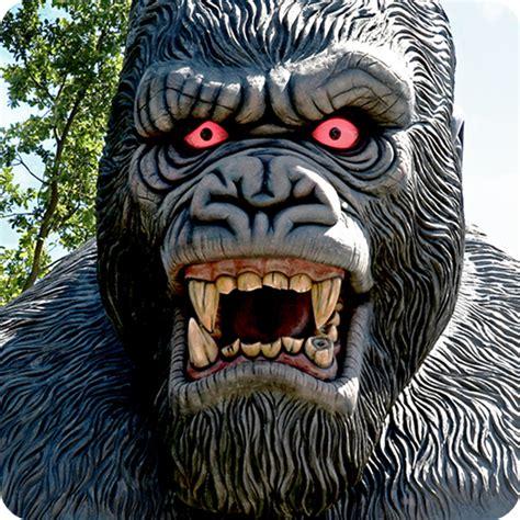 mad bigfoot gorilla rampage city smasher   royal