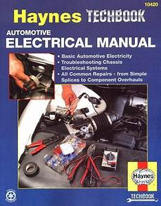 Automotive Electrical Manual Haynes Techbook 1850106541 9781850106548