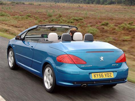 Peugeot 307 Cc by Peugeot 307 Cc Specs Photos 2005 2006 2007 2008