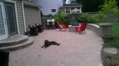 hardscape designs patio dc metro by drainage and